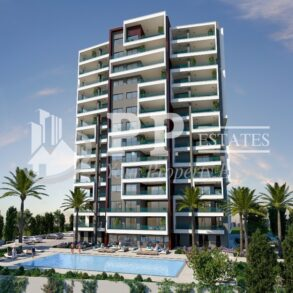 For Sale - Potamos Yermasoyia  – Luxury brand new 14 floor building with 2 & 3 bedroom apartments 300m from the beach