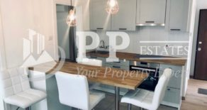 For Sale – Fully renovated 2 bedroom apartment opposite the sea in Potamos Germasogeia, Limassol