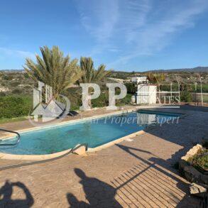 For Rent - 3 bedroom detached hilltop bungalow in Pyrgos, Limassol