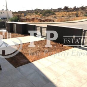 For Sale - Agios Athanasios – Brand new 4 bedroom detached house