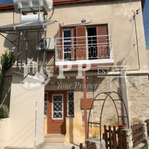 2 bedroom stone-built house in Agios Tychonas