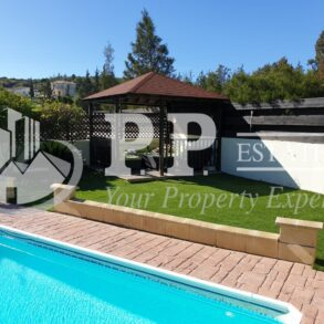 For Rent - 3 bedroom detached furnished bungalow in Pyrgos, Limassol