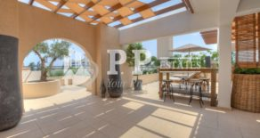 For Sale – 3 bedroom penthouse in gated complex, near K Cineplex, Potamos Germasogeias, Limassol