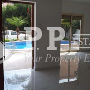 For Rent - 4 bedroom luxury detached house with extra maid's room, in Columbia, Potamos Germasogeia, Limassol