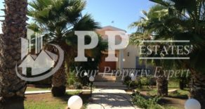 For Rent – 4 bedroom detached house in Parekklisia, Limassol
