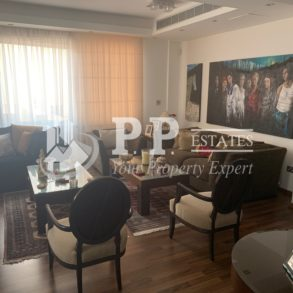 For Rent - Luxury 2 bedroom furnished ground floor house in Mesa Geitonia, Limassol