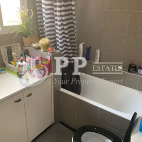 For Rent - Luxury 3 bedroom 2nd floor split level house in Mesa Geitonia, Limassol