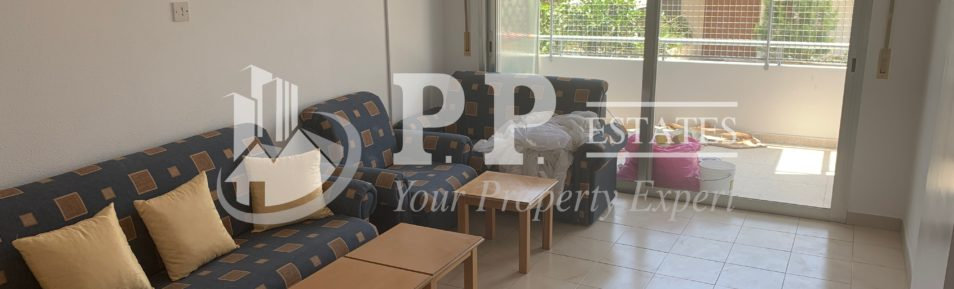 For Sale – 2 bedroom spacious apartment next to a park in Neapolis, Limassol