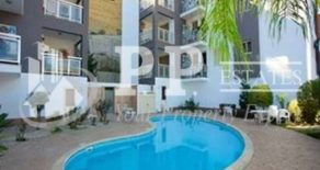 For Sale – 1 bedroom apartment on complex with swimming pool in Germasogeia, Limassol