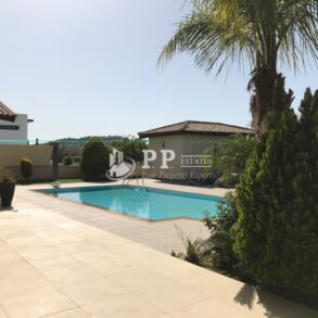 For Rent - 5 bedroom detached bungalow in Parekklisia, Limassol
