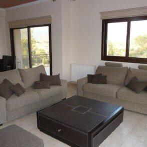 For Sale - 4 bedroom detached house in Parekklisia, Limassol