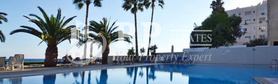 For Rent – 3 bedroom apartment in luxury seafront building in Potamos Germasogeia, Limassol