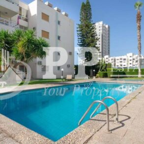 For Sale - 2 bedroom renovated apartment 100m from the sea in Potamos Germasogeia, Limassol