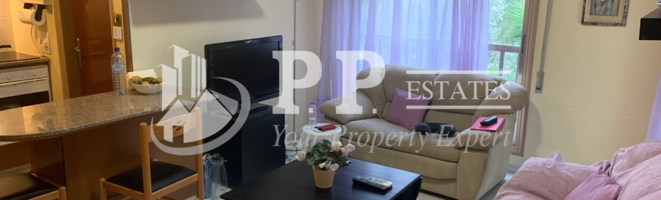 For Rent – 1 bedroom furnished apartment in Amathus, Limassol