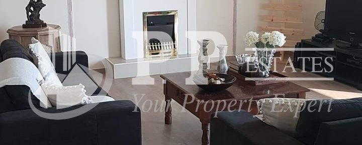 For Rent – 3 bedroom fully renovated and furnished first floor house in Panthea, Limassol