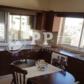 For Rent - 3 bedroom fully renovated and furnished first floor house in Panthea, Limassol