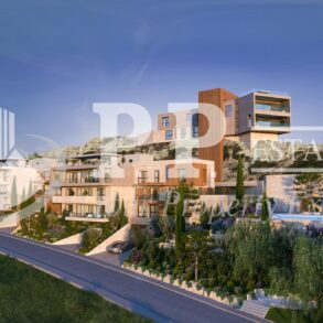 For Sale - 2 & 3 bedroom luxury apartments in unique historical location in Amathus, Limassol