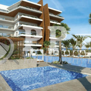 For Sale - Brand new 2 bedroom apartments, 5 mins walk to seafront in Potamos Germasogeia, Limassol