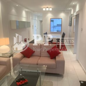 For Rent - Spacious 3 bedroom furnished apartment in Neapolis, Limassol
