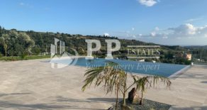 For Rent – Brand new contemporary 3 bedroom detached house with view in Parekklisia, Limassol