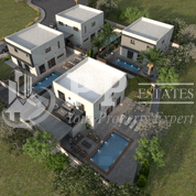 For Sale - Brand new 4 bedroom detached houses in Fasoula, Limassol