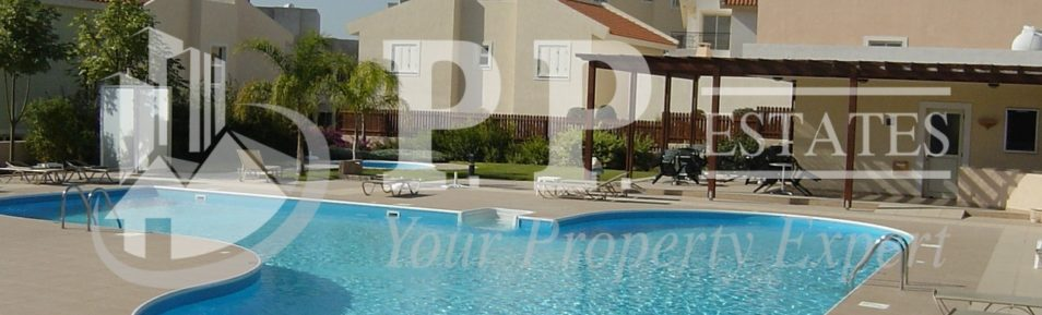 For Sale – 2 bedroom townhouse in beachside complex near Park Lane Hotel, Limassol