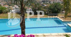 For Rent – 4 bedroom detached hilltop villa in Pyrgos, Limassol