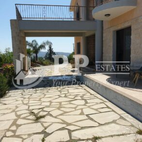 4 bedroom detached hilltop villa in Pyrgos, Limassol
