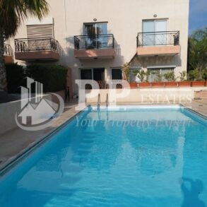 For Sale - 2 bedroom townhouse with swimming pool in Potamos Germasogeia, Limassol