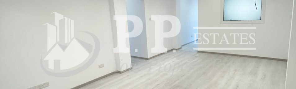 For Rent – Fully renovated office space near Costa Coffee on Makarios Avenue, Limassol
