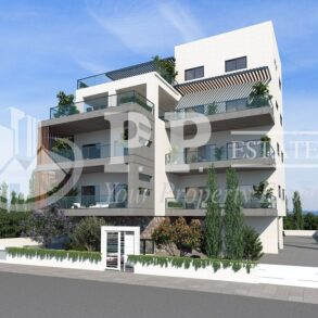 For Sale - Brand new spacious 2 bedroom, 2 bathroom apartment in Kapsalos, Central Limassol