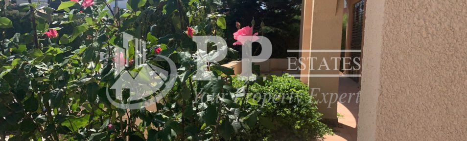 For Rent – Spacious 3 bedroom ground floor house in Potamos Germasogeia, Limassol