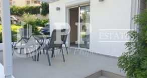 For Sale – 2 bedroom ground floor apartment with garden in Agios Tychonas seafront, Limassol