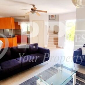 For Sale - 3 bedroom townhouse in Moutagiakka, Limassol