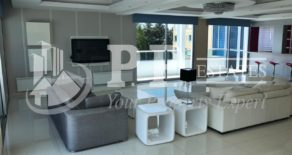 For Rent – Luxury 6 bedroom penthouse apartment on gated complex, Agios Tychonas seafront, Limassol
