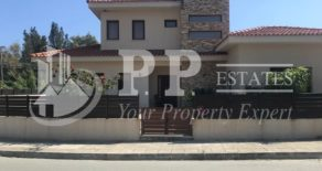 For Sale – 5 bedroom detached house in Pyrgos, Limassol