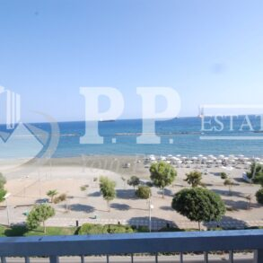 For Rent - 2 bedroom sea view apartment in Neapolis, Limassol