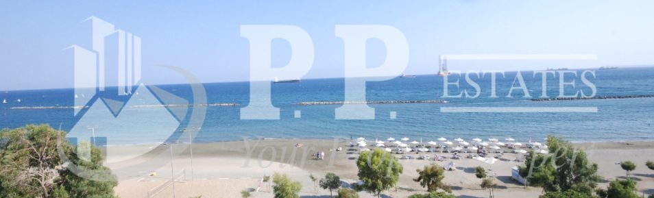 For Rent – 2 bedroom sea view apartment in Neapolis, Limassol