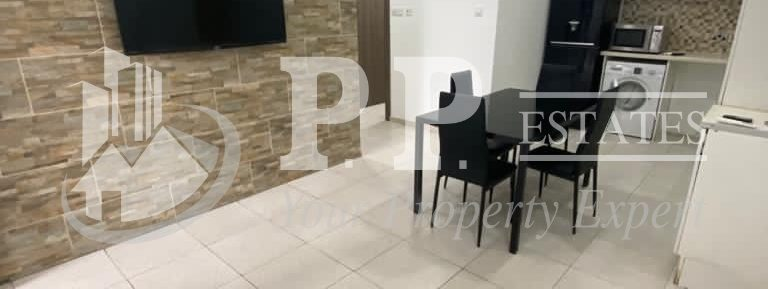For Rent – 1 bedroom ground floor furnished modern apartment in Ag. Ioannis, Limassol