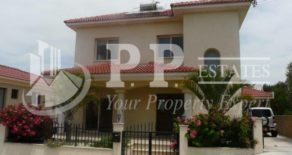 For Rent – 4 bedroom detached house in Parekklisia, Limassol