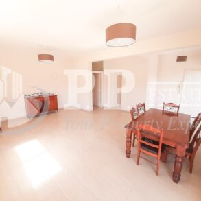 For Sale - Renovated 3 bedroom spacious first floor house in Naafi, Central Limassol