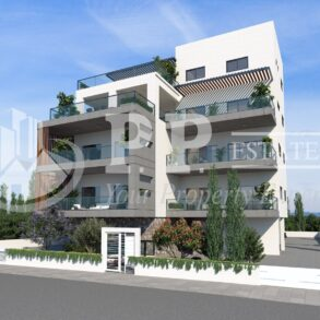 For Sale - Brand new 1 bedroom spacious apartment in Kapsalos, Central Limassol