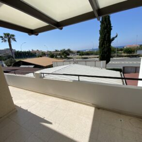 For Rent - Near St Raphael - 2 bedroom furnished apartment on complex with sea view