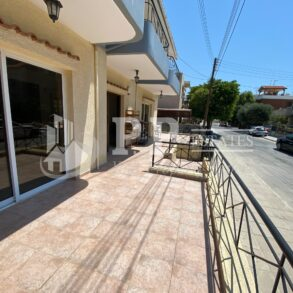 For Rent - 3 bedroom furnished ground floor semi-detached house near Papas in Potamos Germasogeia, Limassol