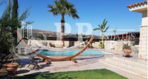 For Rent – 3 bedroom detached house in Pyrgos, Limassol