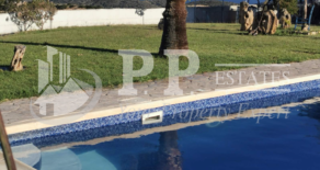 For Rent – 5 bedroom detached house with panoramic view in Parekklisia, Limassol