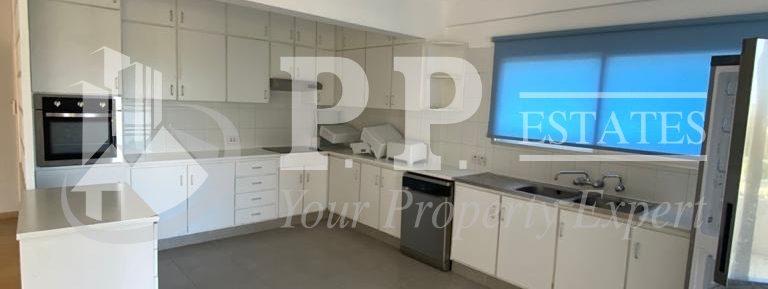 For Rent – Spacious 3 bedroom top floor apartment in Potamos Germasogeia, Limassol