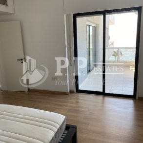 For Sale - On the beach 3 bedroom spacious apartment in prestigious building in Potamos Germasogeia, Limassol