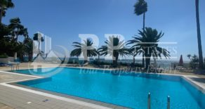 For Sale – On the beach – 3 bedroom spacious apartment in Potamos Germasogeia, Limassol